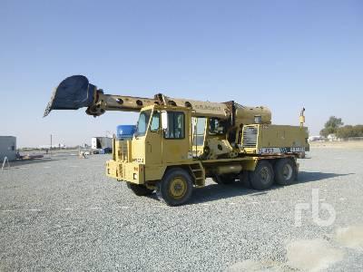GRADALL XL4100 Mobile Excavator