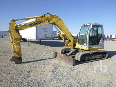 2008 KOBELCO SK80CS-1E Midi Excavator (5 - 9.9 Tons)