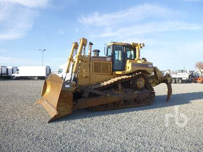 2001 CATERPILLAR D8R Series II Crawler Tractor