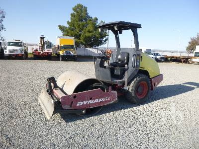2011 DYNAPAC CA134PD Vibratory Roller