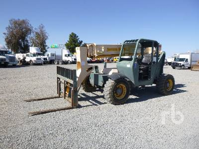 2007 GEHL RS634 6000 Lb 4x4x4 Telescopic Forklift