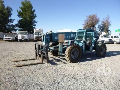 GRADALL 534D1045 Telescopic Forklift