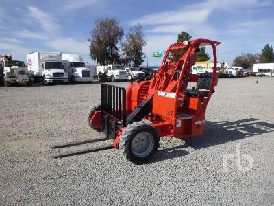2006 MANITOU TMT55FL/T2 Forklift