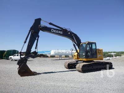 2011 JOHN DEERE 225D LC Hydraulic Excavator