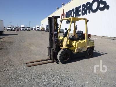 1998 HYSTER H60XM 5800 Lb Forklift