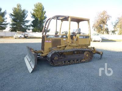 1997 JOHN DEERE 550G LT Crawler Tractor