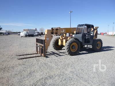2008 MUSTANG 642 6000 Lb 4x4x4 Telescopic Forklift