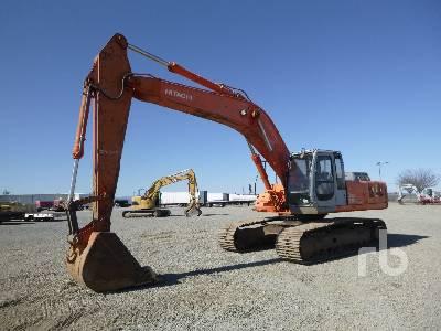 2002 HITACHI ZX330 Zaxis Hydraulic Excavator