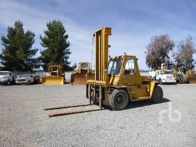 1986 CATERPILLAR V225B 22500 Lb Forklift