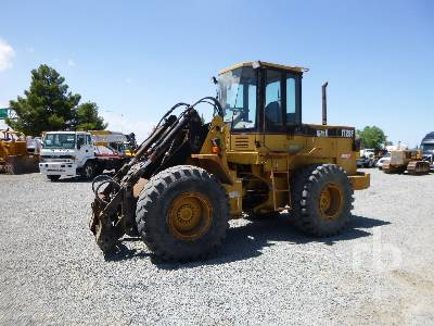 1996 CATERPILLAR IT28F Integrated Tool Carrier