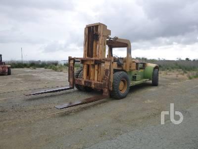 HYSTER 50000 Lb Forklift