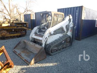 2008 BOBCAT T190 Multi Terrain Loader Parts/Stationary Construction-Other