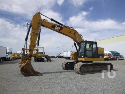 2012 CATERPILLAR 328D LCR Hydraulic Excavator