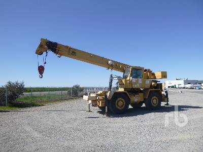1983 GROVE RT522 22 Ton 4x4x4 Rough Terrain Crane