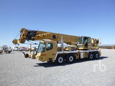 1997 GROVE TMS870 Hydraulic Truck Crane