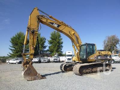 2002 CAT 330CL Hydraulic Excavator
