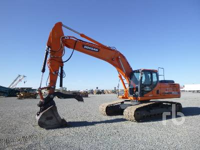2014 DOOSAN 255LC-3 Hydraulic Excavator