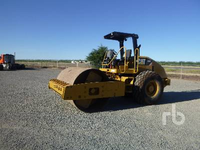 2008 CATERPILLAR CS54 Vibratory Roller