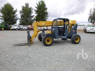2008 GEHL RS6-34 6000 Lb 4x4x4 Telescopic Forklift