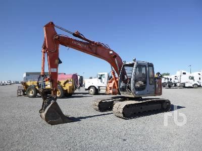 2000 HITACHI EX135USR Hydraulic Excavator