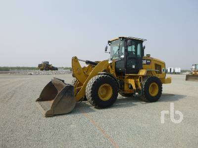 2014 CATERPILLAR 924K Wheel Loader