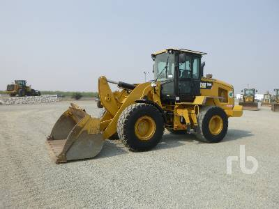 2012 CATERPILLAR 930K Wheel Loader