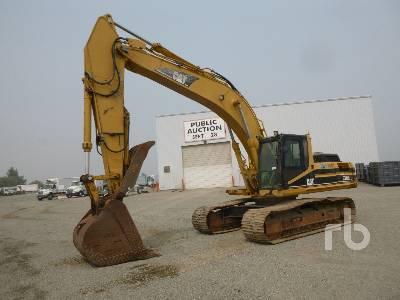 1999 CAT 330B L Hydraulic Excavator