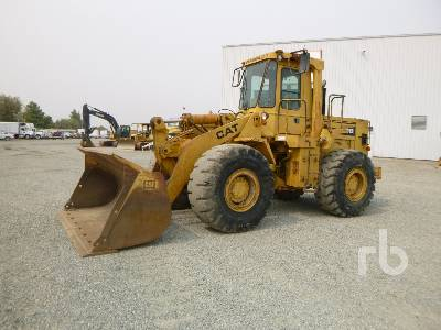 1987 CATERPILLAR 950B Wheel Loader