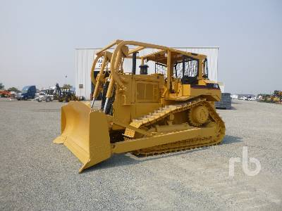 1996 CAT D7RHXR SERIES I Crawler Tractor