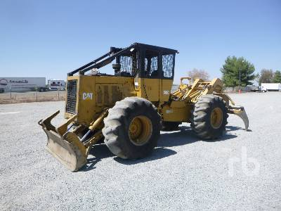 1993 CATERPILLAR 518C 4x4 Skidder