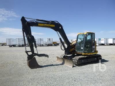 2015 JOHN DEERE 85G Midi Excavator (5 - 9.9 Tons)