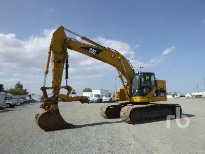2007 CATERPILLAR 328D LCR Hydraulic Excavator
