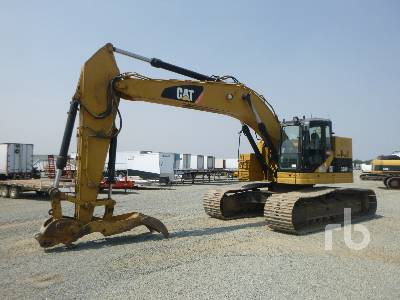 2009 CATERPILLAR 328D LCR Hydraulic Excavator