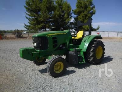 2010 JOHN DEERE 6230 2WD Tractor