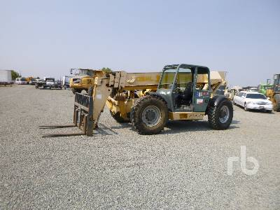 GEHL DL1156 9000 Lb 4x4x4 Telescopic Forklift