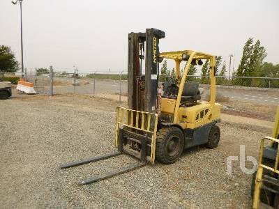 2014 HYSTER H50FT 4250 Lb Forklift