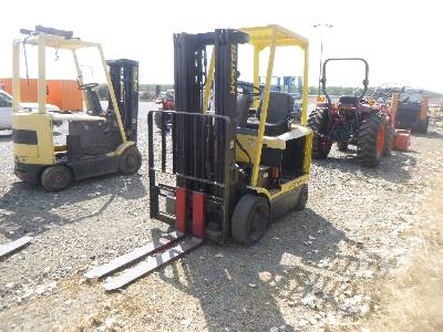 2001 HYSTER E50XN Forklift Parts/Stationary Construction-Other