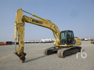 2003 KOBELCO SK210LC Hydraulic Excavator