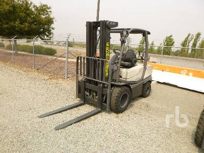 CROWN C51050-65 3900 Lb Forklift
