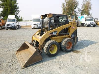 2006 CATERPILLAR 226B Skid Steer Loader