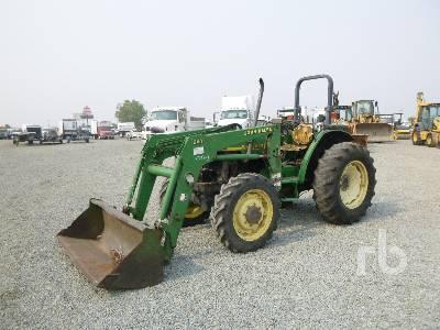 2000 JOHN DEERE 5310 Utility Tractor