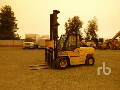 1998 HYSTER H155XL 14400 Lb Forklift