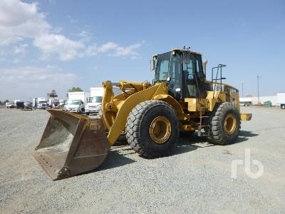 2003 CATERPILLAR 966G Series II Wheel Loader