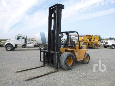 CATERPILLAR R80 8000 Lb Rough Terrain Forklift