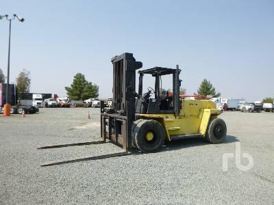 HYSTER H330XL 30000 Lb Forklift