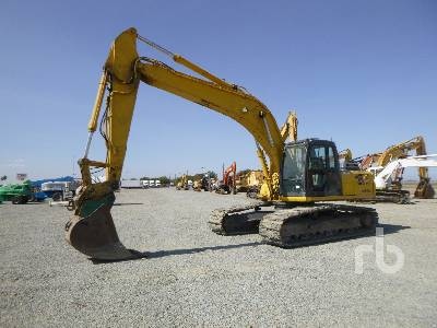 2007 KOBELCO SK250 LC Hydraulic Excavator