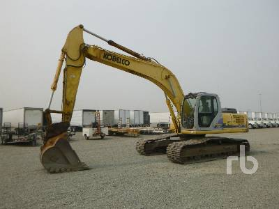 2004 KOBELCO SK250LC Hydraulic Excavator