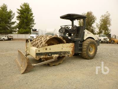 2004 INGERSOLL-RAND SD100FTF Vibratory Padfoot Compactor
