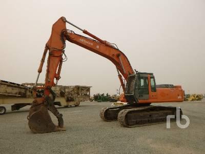 2005 HITACHI ZX370 Hydraulic Excavator