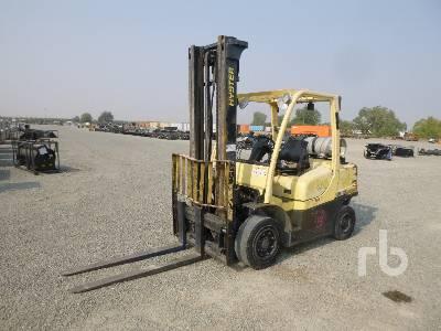 HYSTER H80FT 8200 Lb Forklift